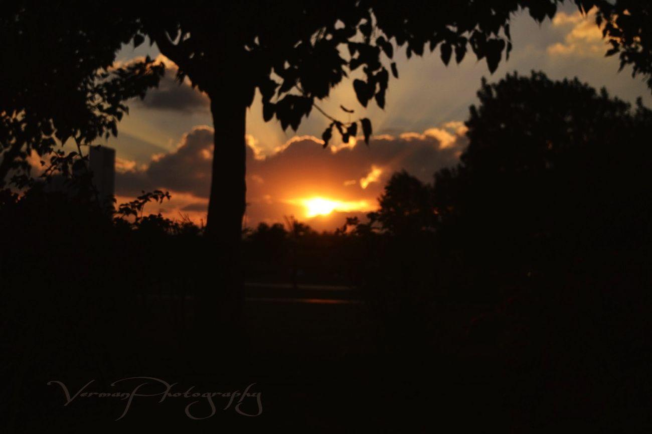 Sunsets Sunsetviews Streetphotography Roaming Around Picoftheday