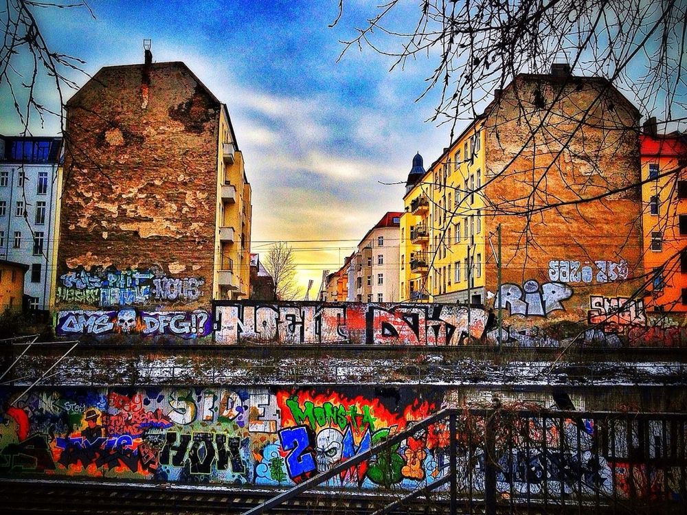 in Berlin by Steffi