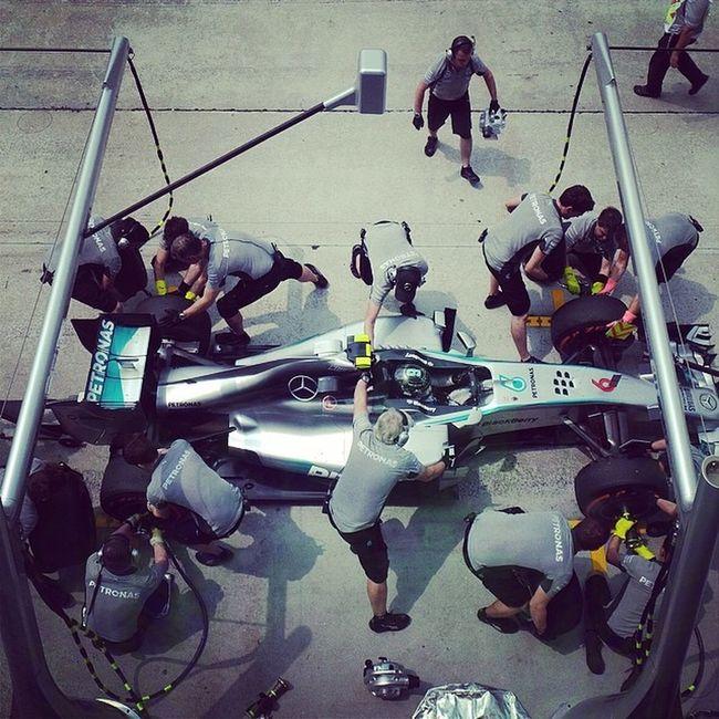 Nico Rosberg at Sepang F1 2014 Original Experiences Feel The Journey