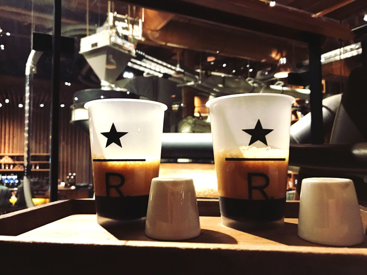 Starbucks StarbucksReserve Close-up Nightlife Hanging Out Relax Coffee Coffee Break Coffee ☕ Coffee Shop Shakirato Myfav MyFavorite