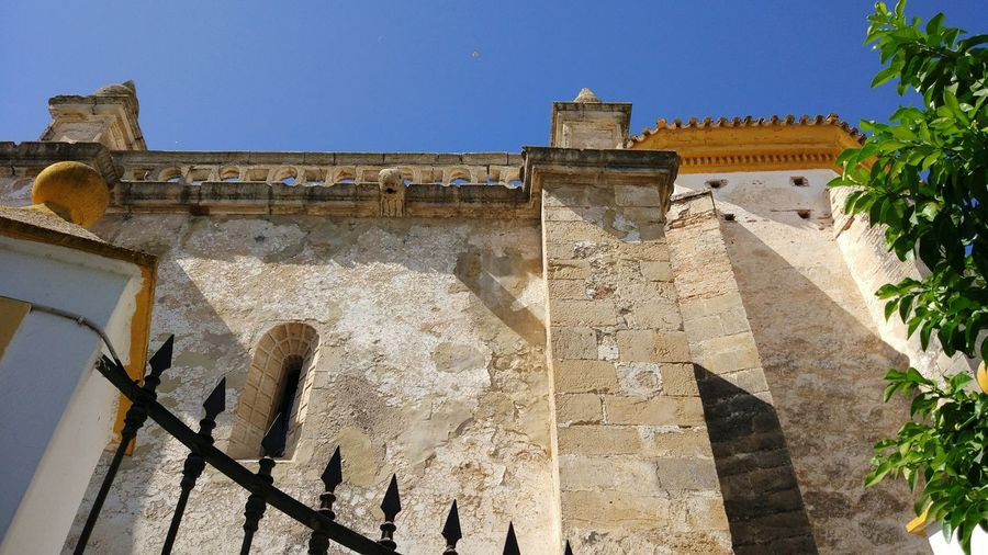 EyeEm Selects Architecture Building Exterior Day History Low Angle View Church Villamartin Spain🇪🇸