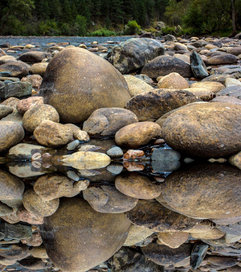 RiverRocks #Colorado #coloradophotographer #CrattsCreations #EyeEm #Nature  #reflections #river #rocks #water Day No People Outdoors Fresh On Eyeem