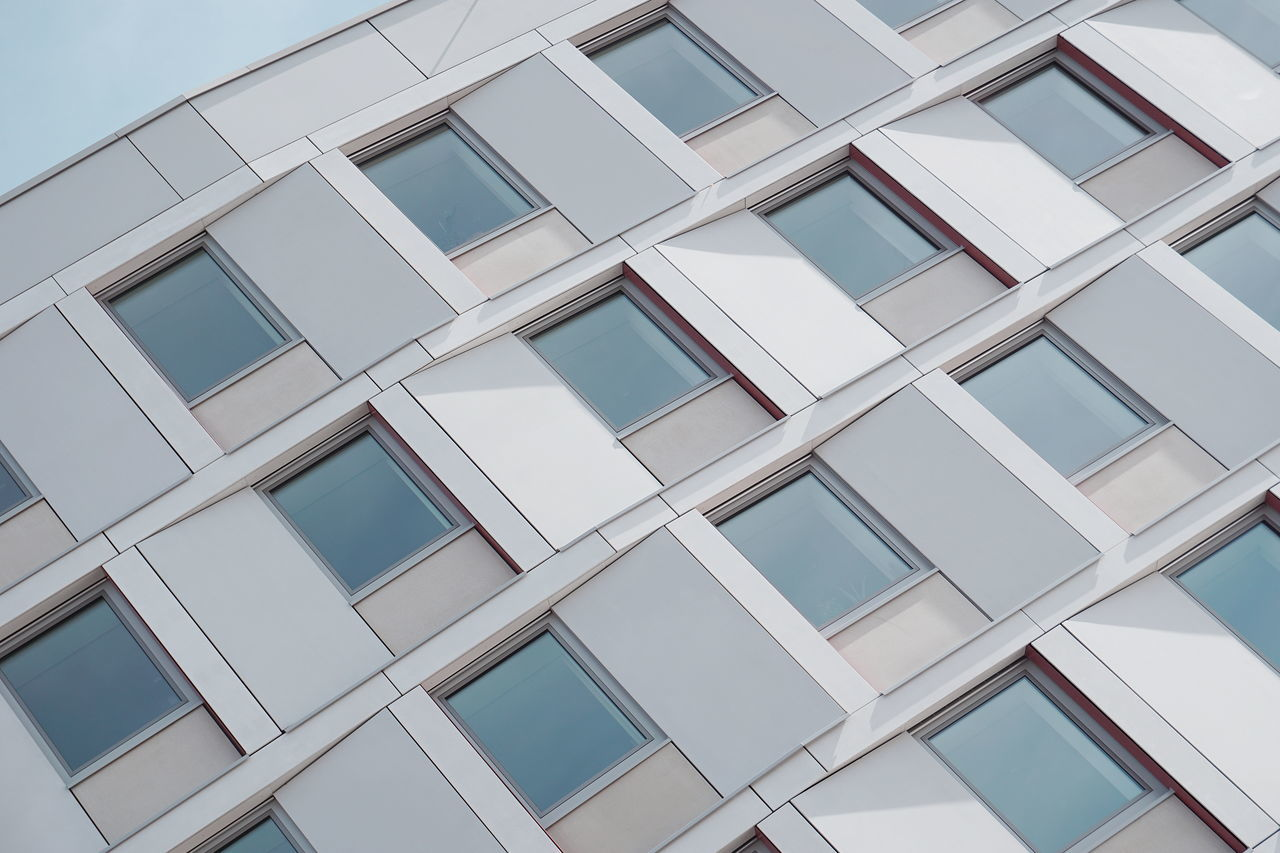 Abstract Architecture Built Structure Façade Minimalism Pattern Simplicity Symmetry Windows