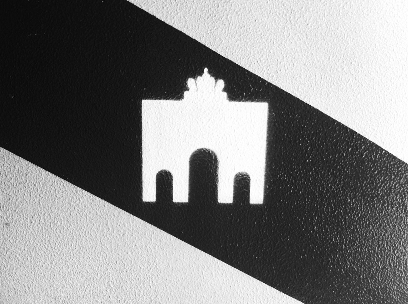Blackandwhite Munich Streetart