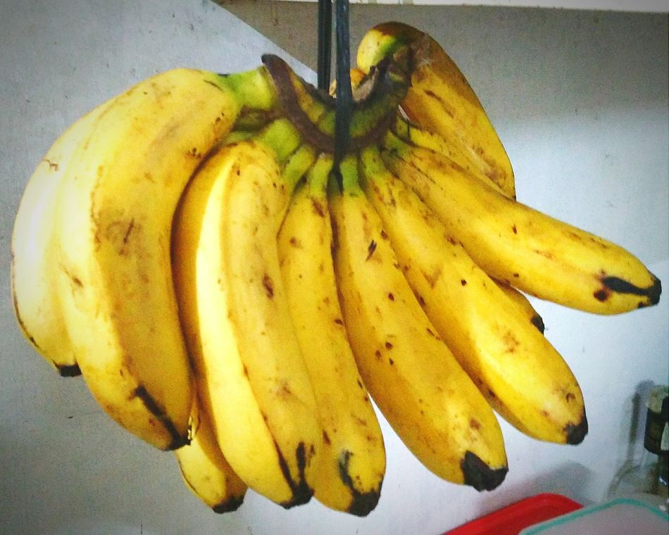 Unknown to many especially to those who are in the temperate zones, Banana has so many varieties. Here in the Philippines , in my opinion, the best variety is the Lakatan , the sweetest and most fragrant one. Banana is considered as a Superfood , a Complete Meal , an Energy Booster . Rich in Potassium . Banana, if included in the regular diet, prevents Muscular Cramps .