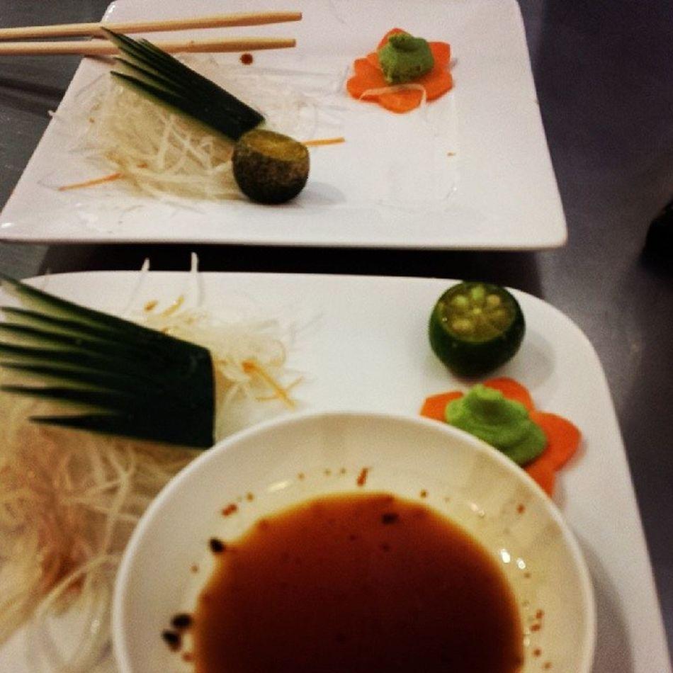 Where's the Tamago ??? Gone in 60secs!!! Zaifu Japanese  Nanamitogarashi hehe