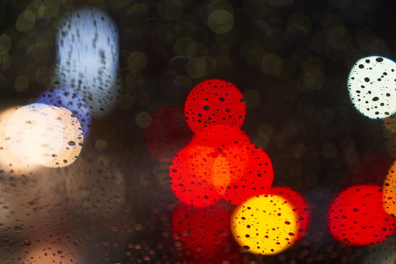 Close-up Drop Drops Eye4photography  EyeEm Best Shots EyeEm Gallery Night Night Lights Night Photography Nightphotography Rain RainDrop Raindrops Rainy Rainy Day Rainy Days