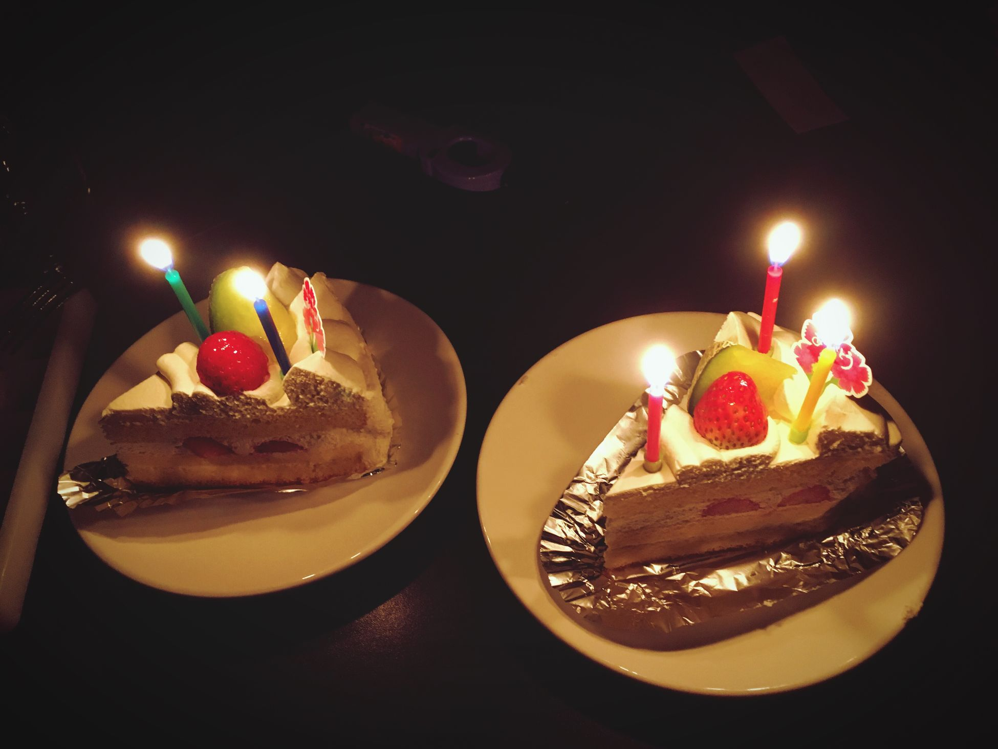birth day party😍 Japan Beautiful Dericious Goodnight IPhone Photography Iphone_se Frend_house