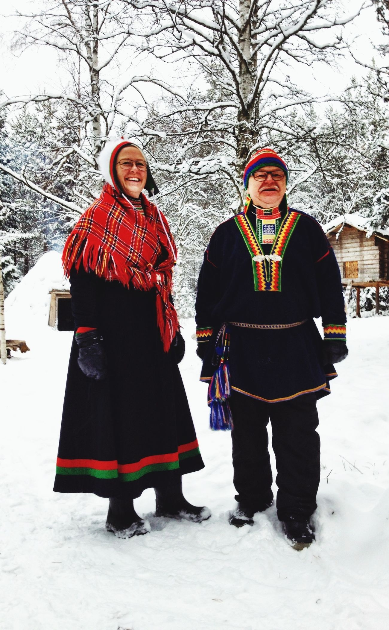 Sami People at Umea2014