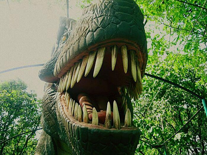 Teethshowingsmile Weired Things Horror Portrait Feast!  Lost Creature