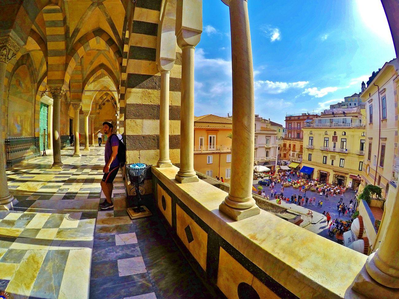 Duomo Amalfi Amalfi Coast Amalfi Cathedral Amalfi Italy Duomo_di_amalfi Amalfi  Italy Salerno Friend Gopro Goprohero4 Traveling Travelling Travel Travel Photography Travelphotography Trave