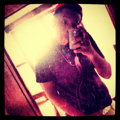 Early in the morning,The sun killing the vibe but still Instagramflexin Tongueout ClassOverSWAGg  +255click