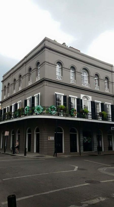 LaLaurie Mansion, New Orleans Architecture American Horror Story Coven Ahs Coven Haunted House New Orleans French Quarter