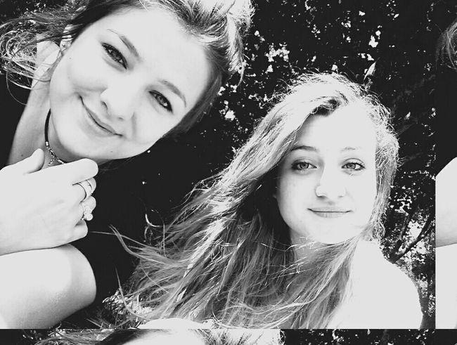 Babylove Summertime French French Girl Friend Nicetime Eyemphotos Blackandwhite Eyemselfie Sweatheart