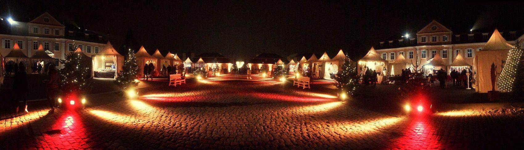 Tonight Is Christmastime CastleSchloss Schwetzingen