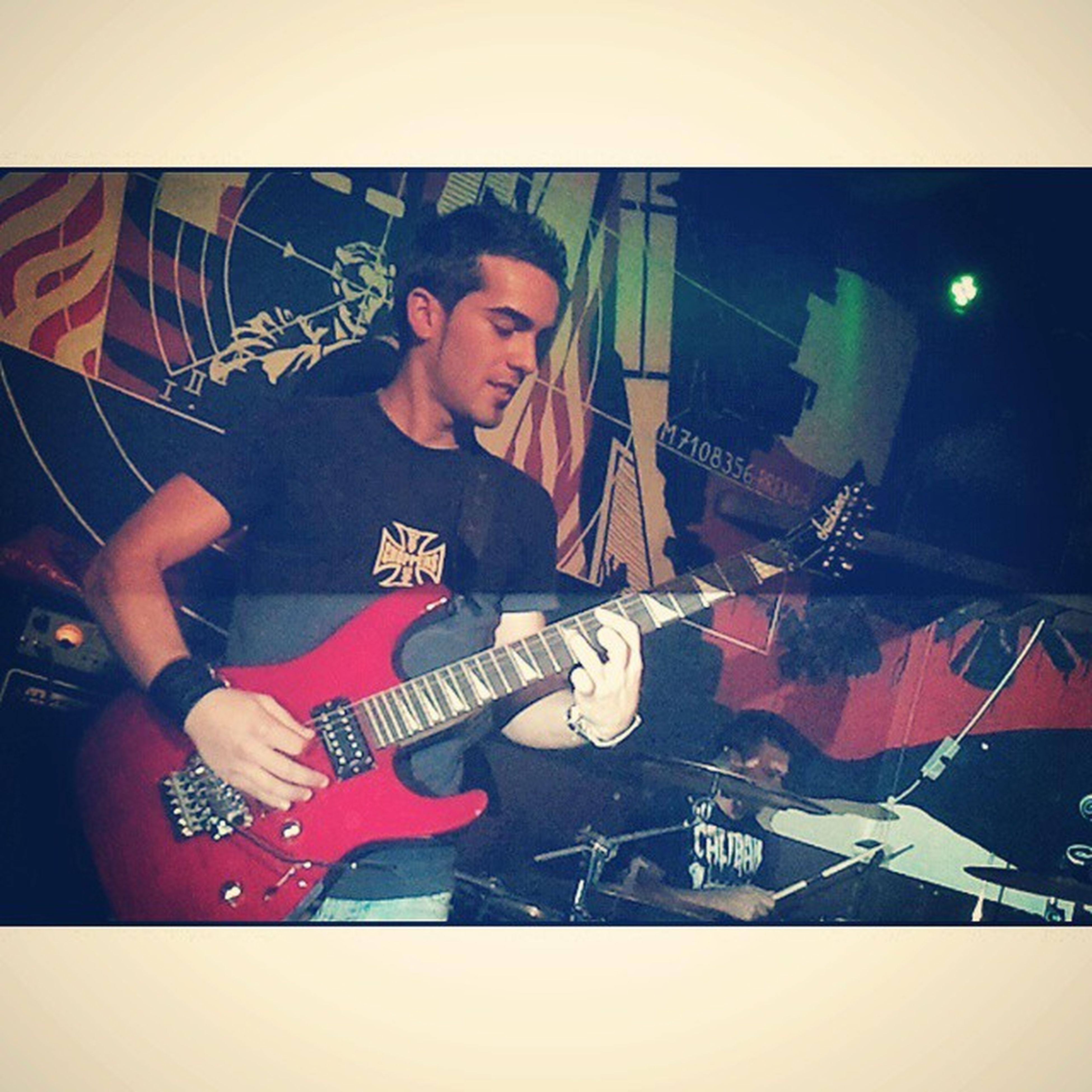 HardrockAges Metaljam Music Alive  Guitar