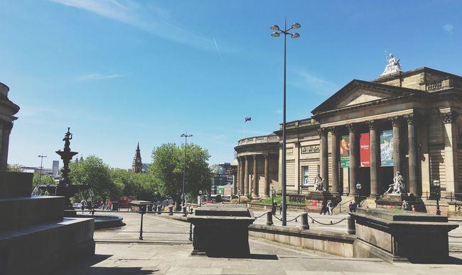 Liverpool Walker Art Gallery Art Gallery Victorian Architecture