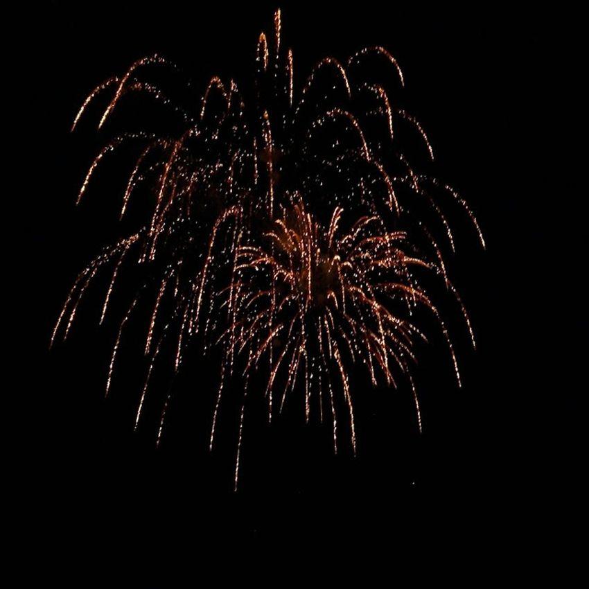 Feu D'artifices Firework Plage Le Havre 14 Juillet été2014