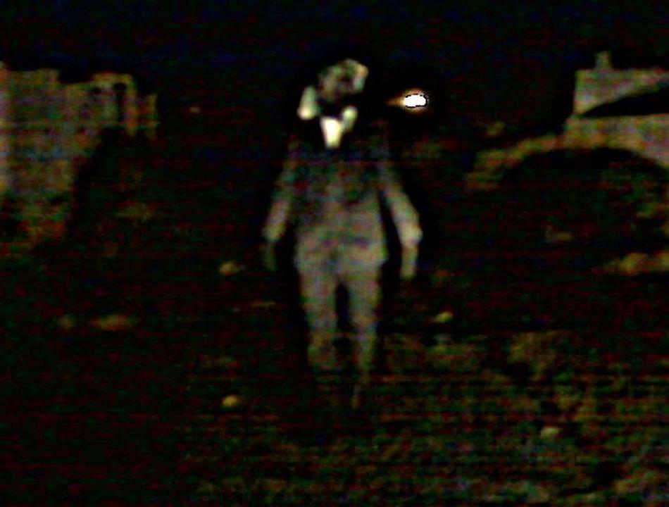 SlenderMan Creppy Horror Photography