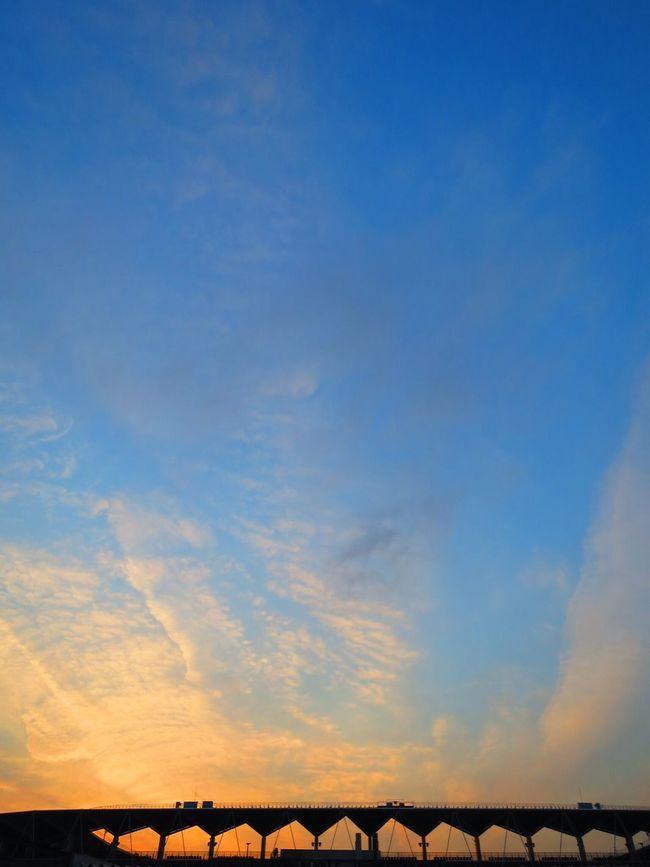 お疲れさまでした。 Sun Set Canon S120