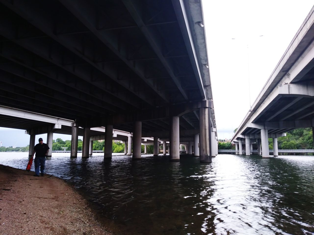 The Street Photographer - 2017 EyeEm Awards Austin Architecture City Austin,tx Underpass Ladybird Lake Rc Boat Festival Beach A Man And His Toys Under A Bridge RC Hobbies Outdoors Live For The Story