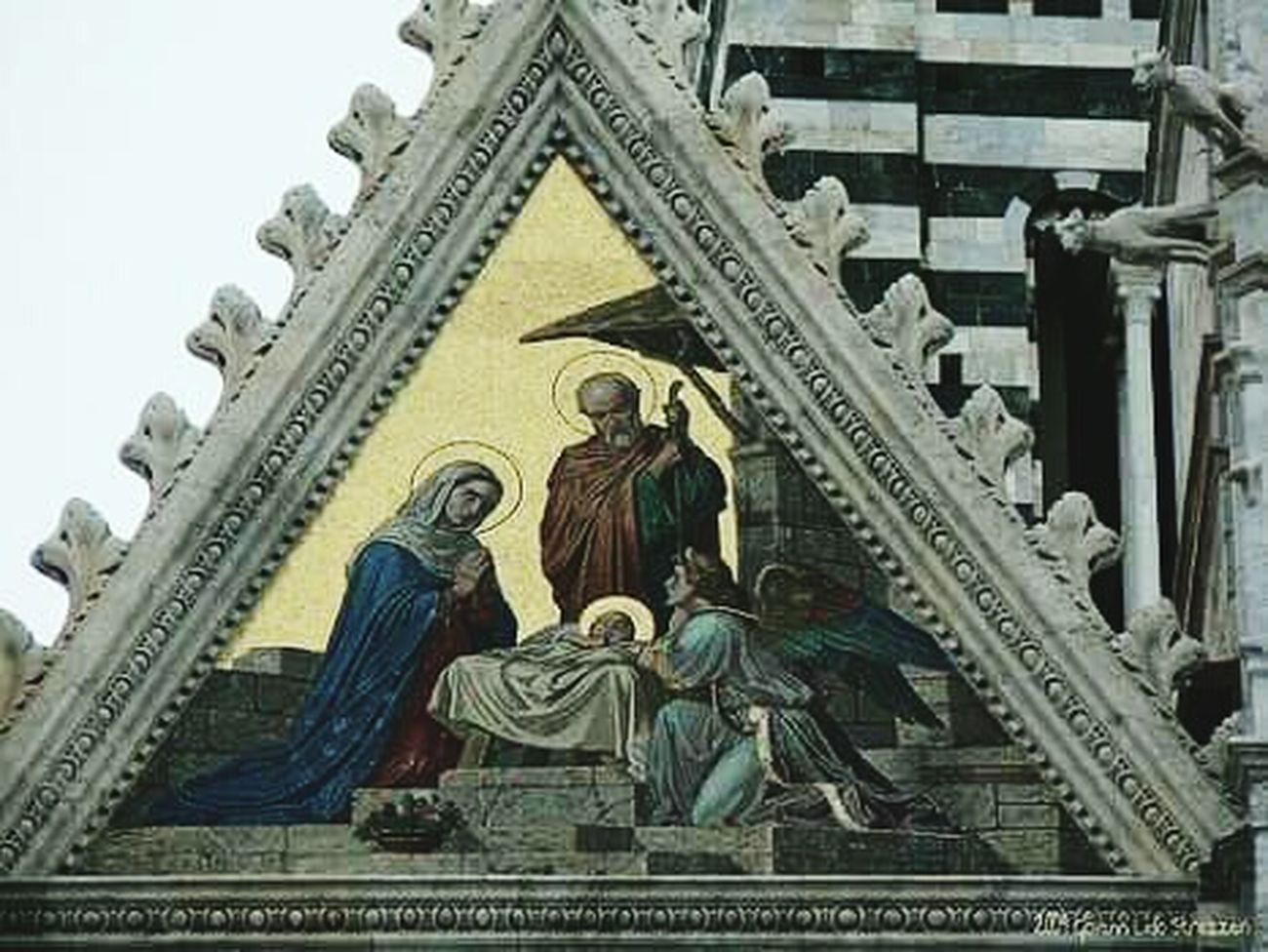 Architecture Travel Destinations History Built Structure Outdoors Religion And Tradition Artphotography Art Duomodisiena Siena, Italy Photography Nativity Colours Of Life Colour Photography Scenics Tranquil Scene Italy Architecture