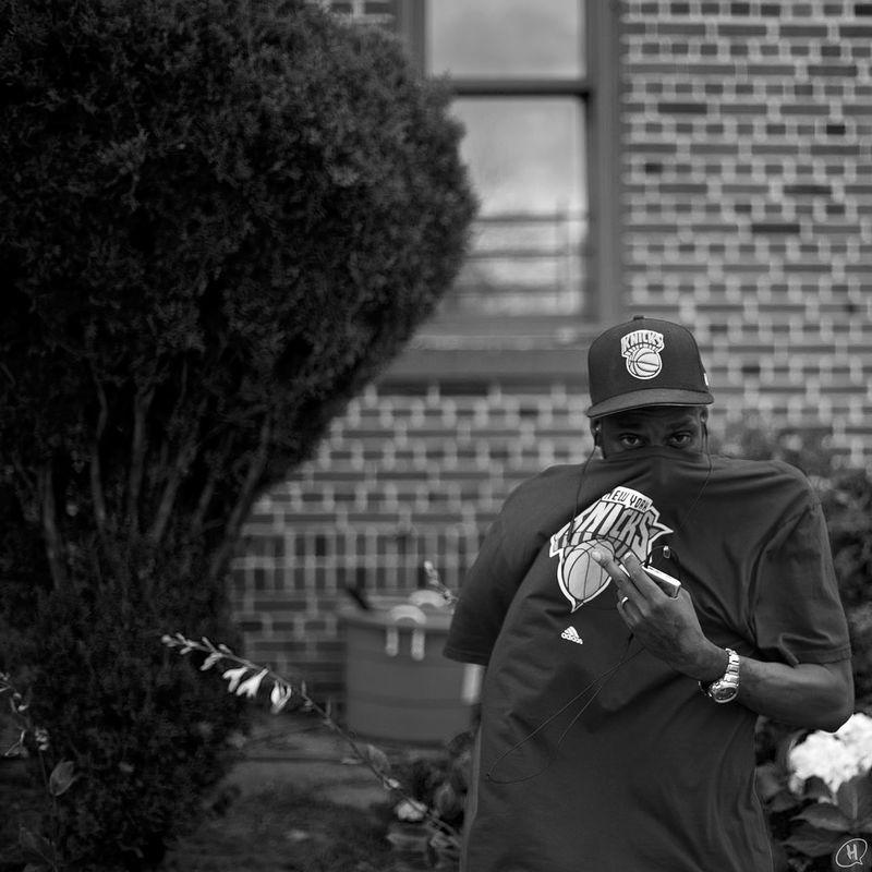 Lets Go Knicks! One Man Only Waist Up Outdoors Portrait Real People NYC Photography Blackandwhitephotography Streetphotography Queens NYC NYC Distinguished Gentleman Middlefingerup Northbeach Eastelmhurst Canon Canon6d Knicks Knicksfan The Street Photographer - 2017 EyeEm Awards