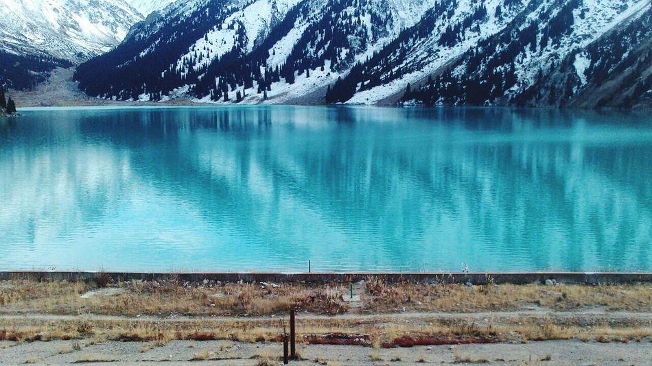 БАО большое алматинское озеро (бао)