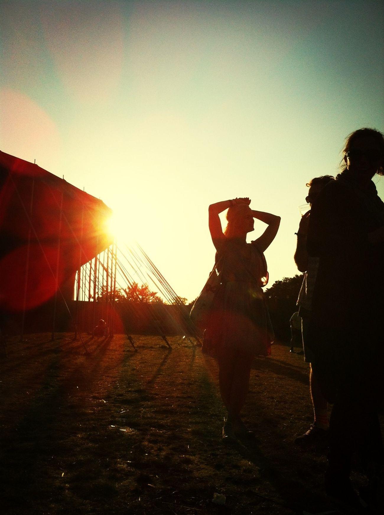 Roskilde Festival Summerime
