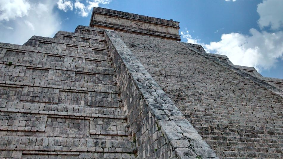 """Although, I could have chosen from any photo. This one is quite simple yet empowering. Discovering your city is easy; it's revealing what's """"underneath"""" which is most satisfying. Discover Your City Mayanheritage Keepcalmandgaze"""