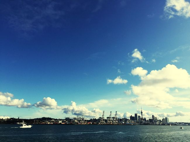 Battle Of The Cities Auckland New Zealand Cityscape