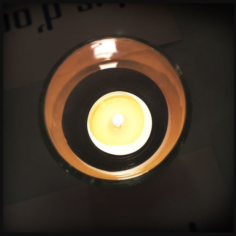 Peace Calm Candle Candlelight