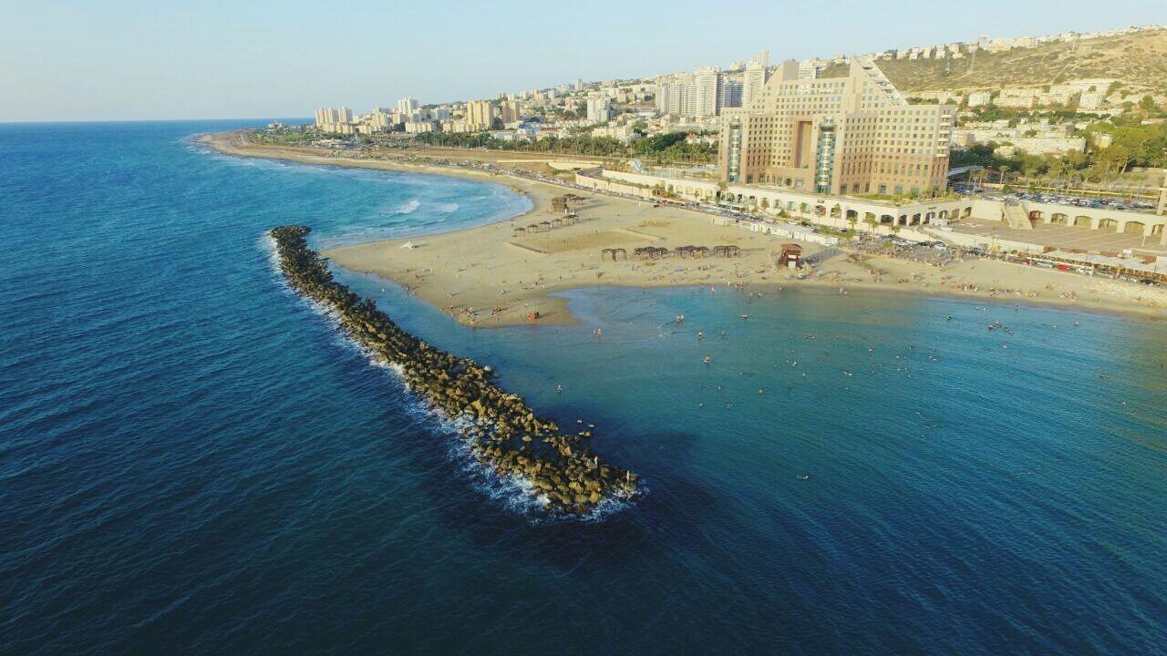 Haifa hotel meridian in israel