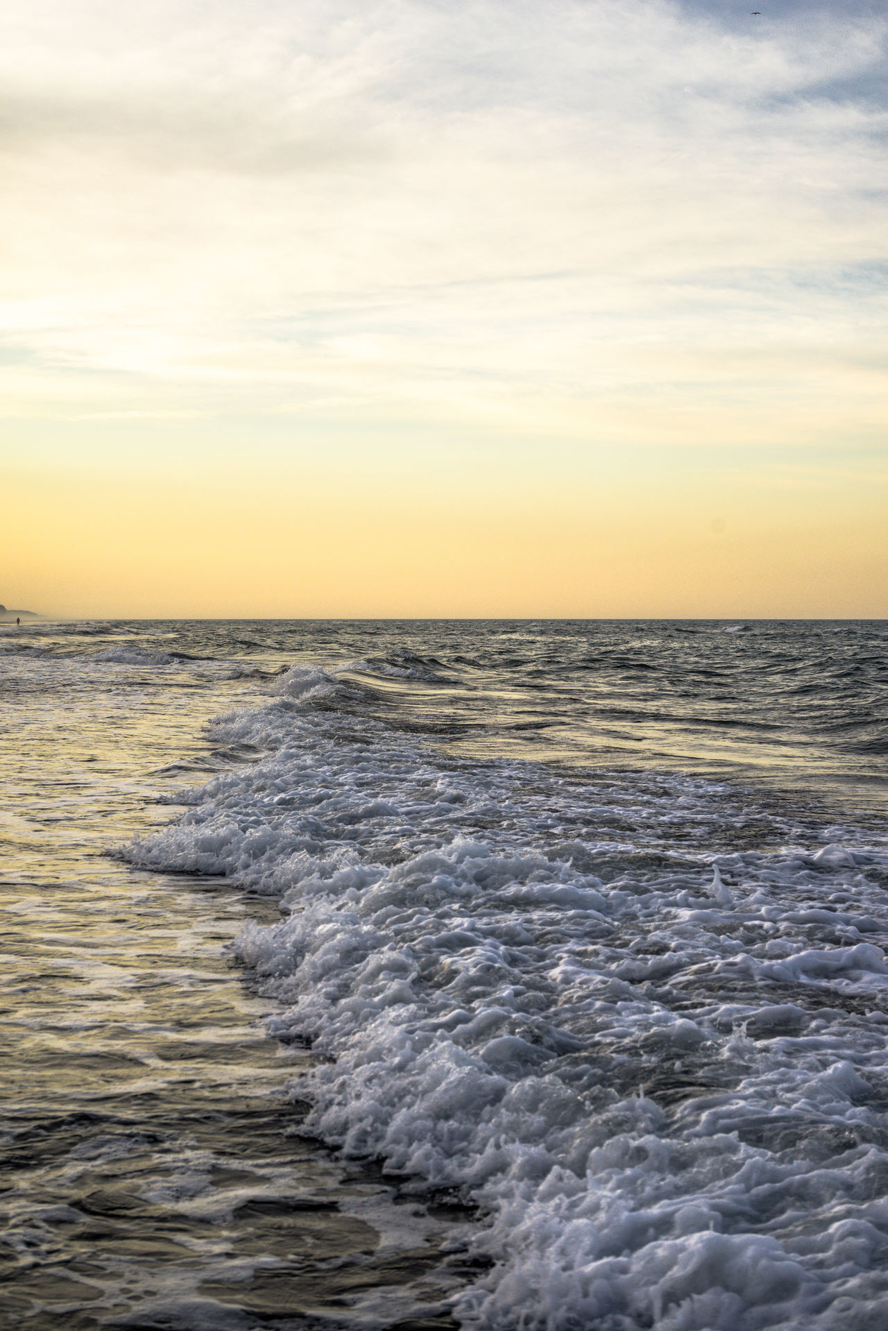 Beach Beach Life Beachphotography Beauty In Nature Day Horizon Over Water Nature Nature Nature_collection No People Outdoors Scenics Sea Sky Sunset Sunset_collection Tranquil Scene Tranquility Water Water Reflections Water_collection Waterfront Wave