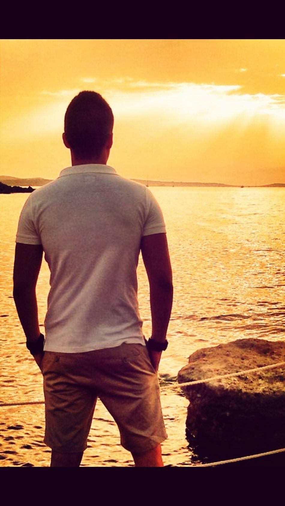 IbizaKumharas Sunset