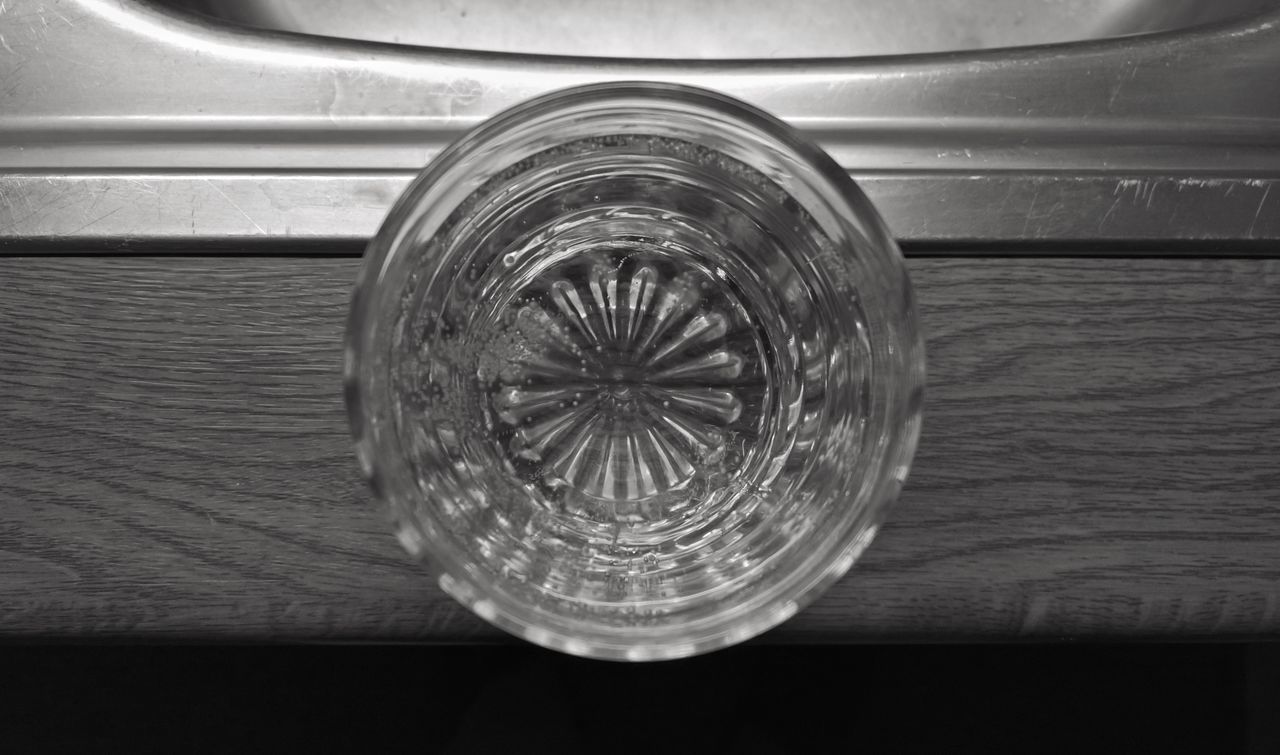 ... Taking A Aspirin :) Black & White Close-up Indoors  Light And Shadow My Point Of View Reflections Still Life