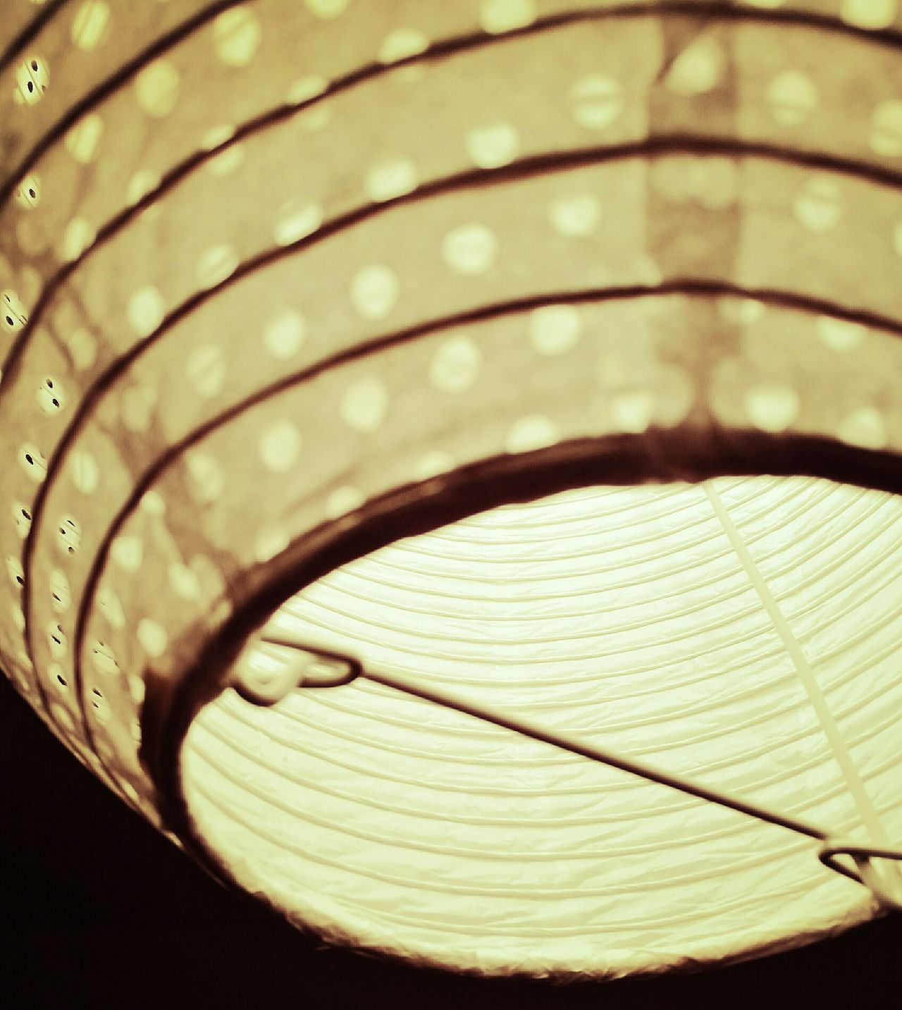 Cosy Indoors  Light Pattern