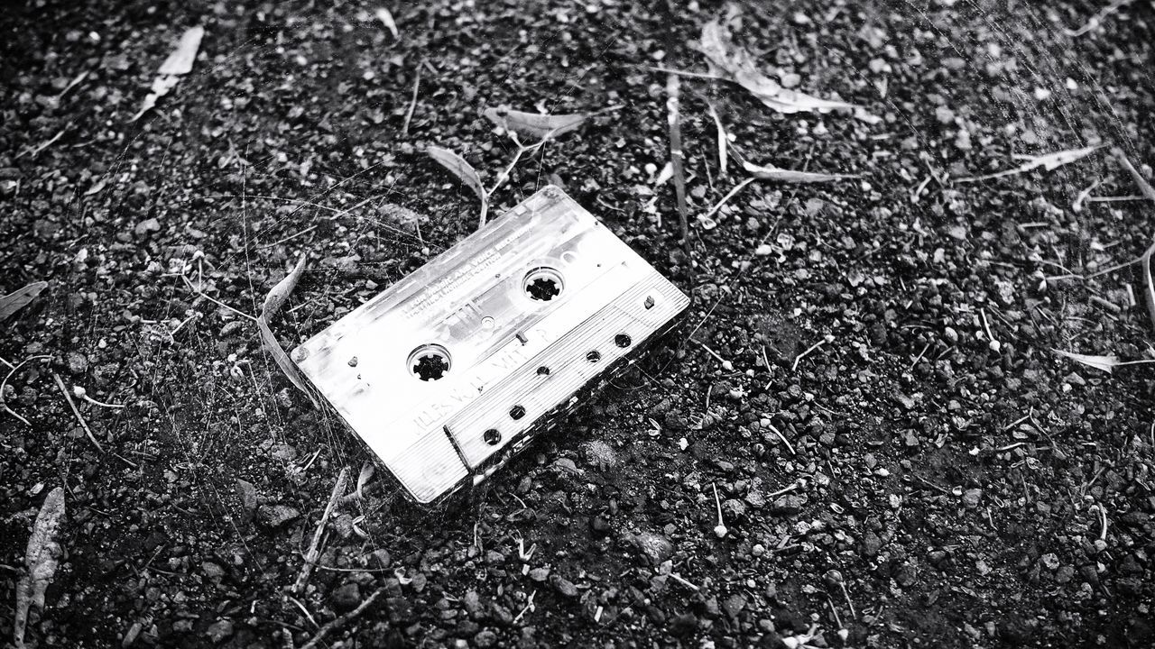 Tape Old Tapes Neukölln Notes Of Berlin Berlin Street Photography Streetphotography Streets Of Berlin Black And White Black & White Blackandwhite Lost And Found Old School Sound Music Records Monochrome