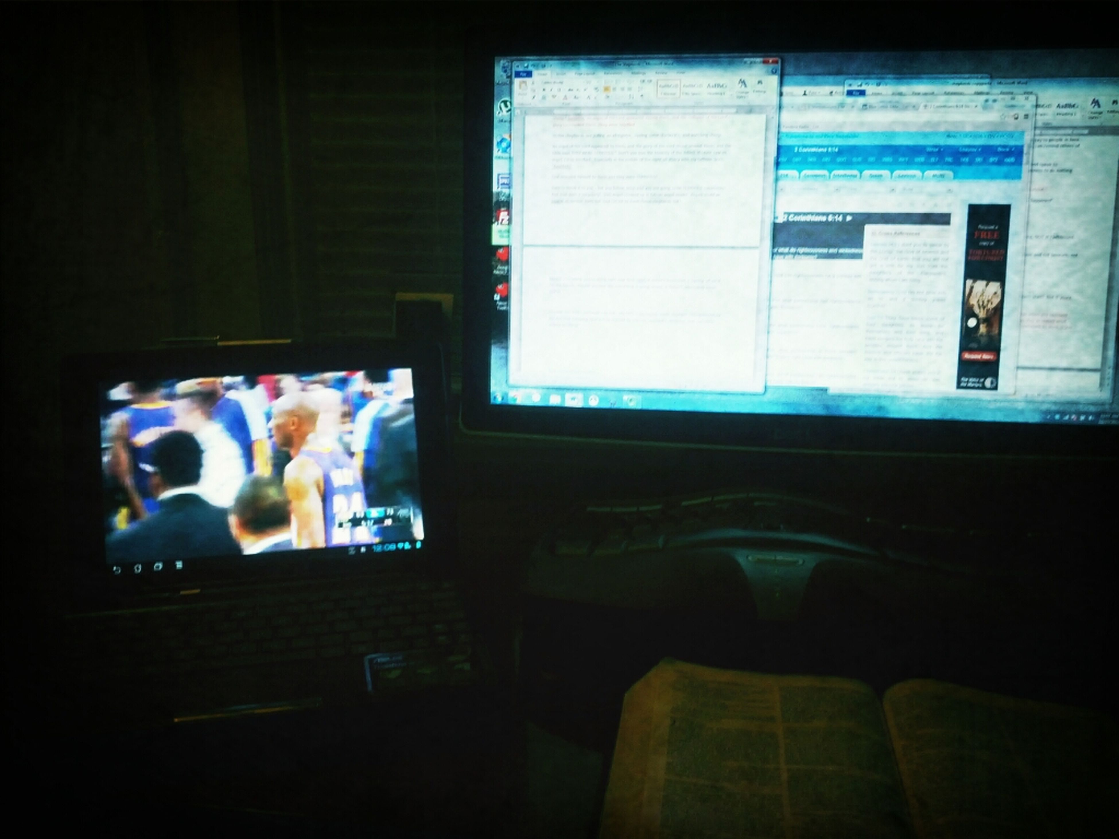 You need to be @wavechurchRVA - I'm feeling extra anointed in this message review sesh. #lakers #nashback #rva
