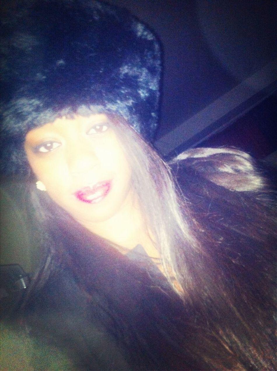Mink Hats & Long Hair