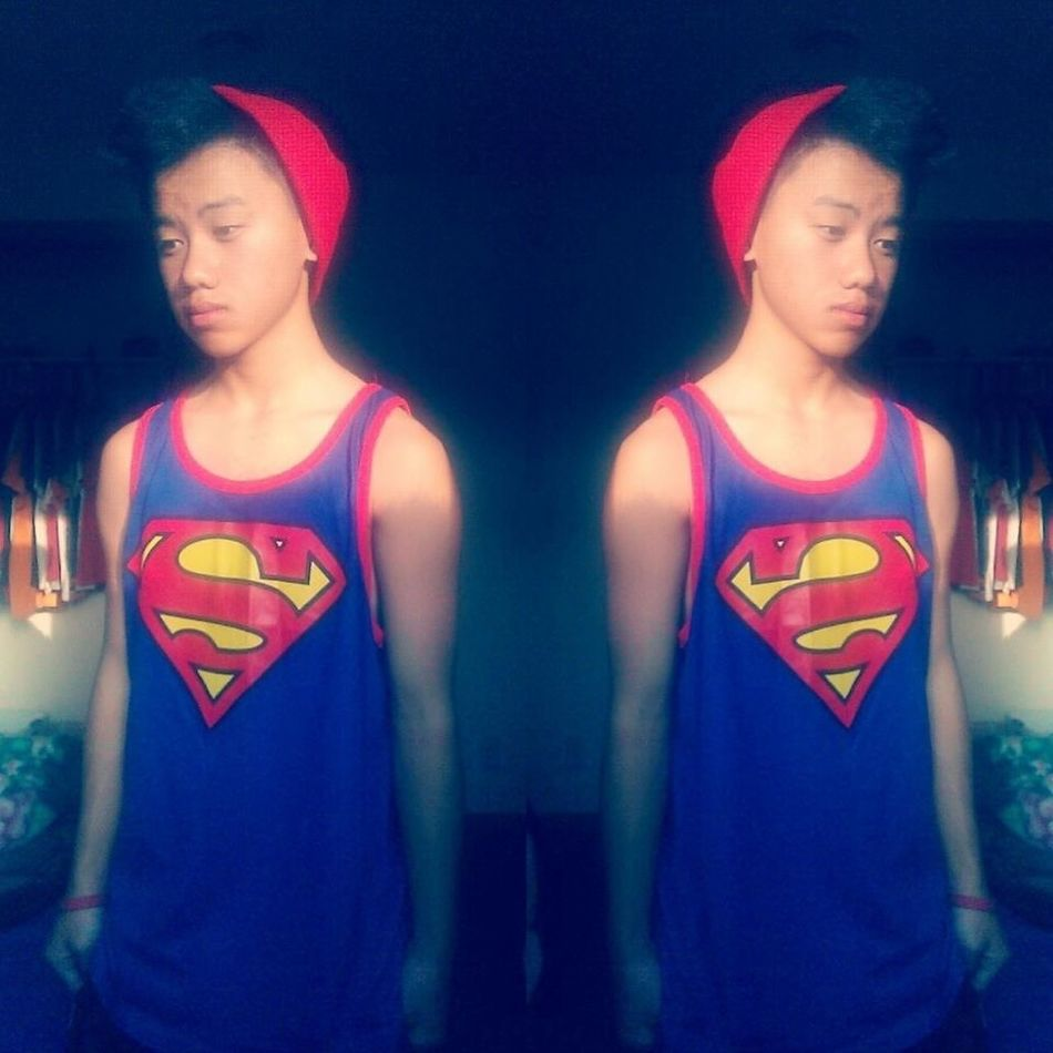 Will you let me be your superman? Super Hero Let Me Be Your Superman?