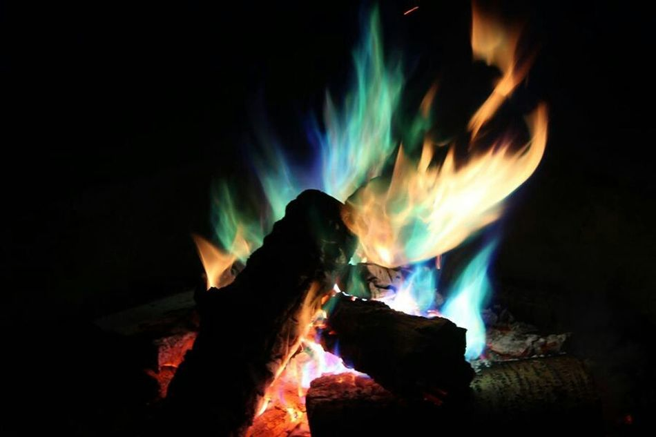Fire Campfire#nature# Fire Color Fire And Flames Color Explosion Warm Weather
