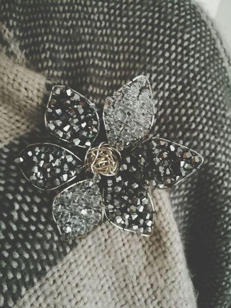 Close-up Jewelry No People Pattern Skill  Brooch Pin