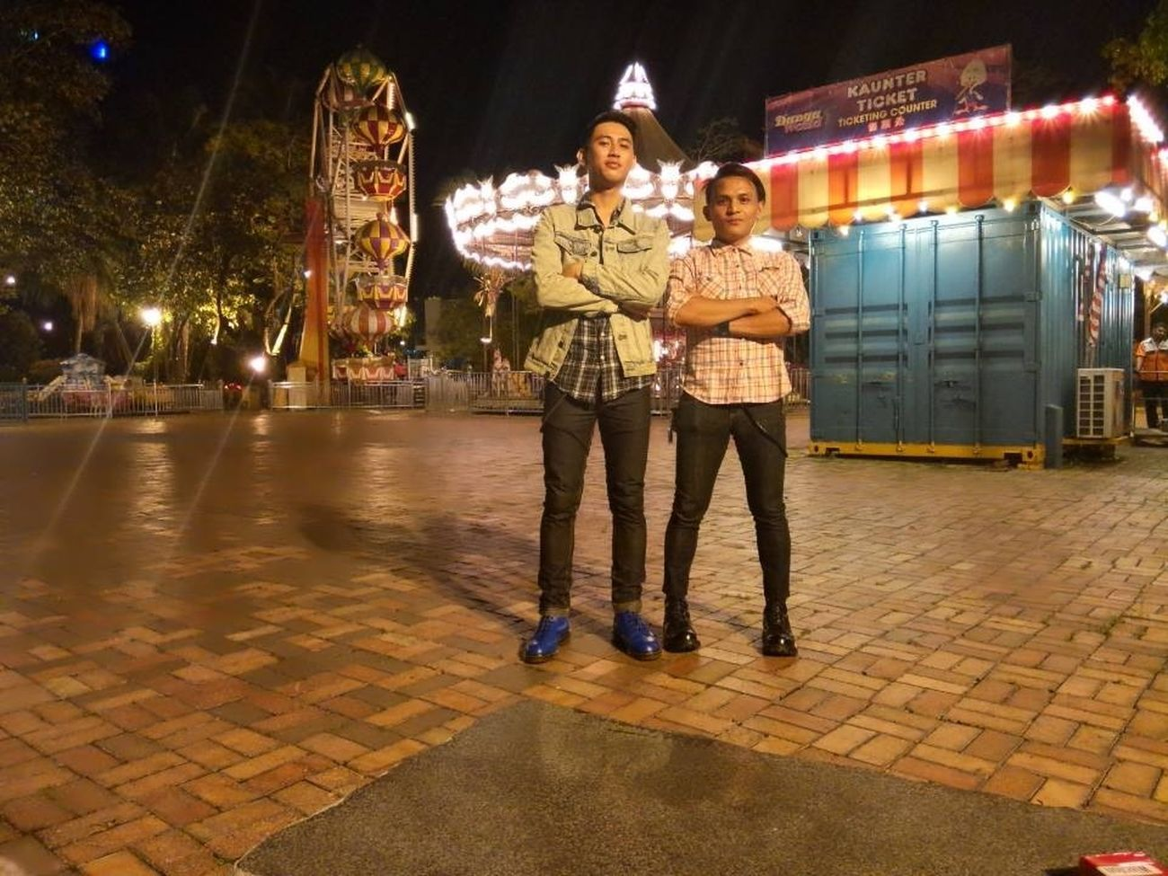 Just posted a photo. Throwback Danga Bay Hang Out Dr Martens