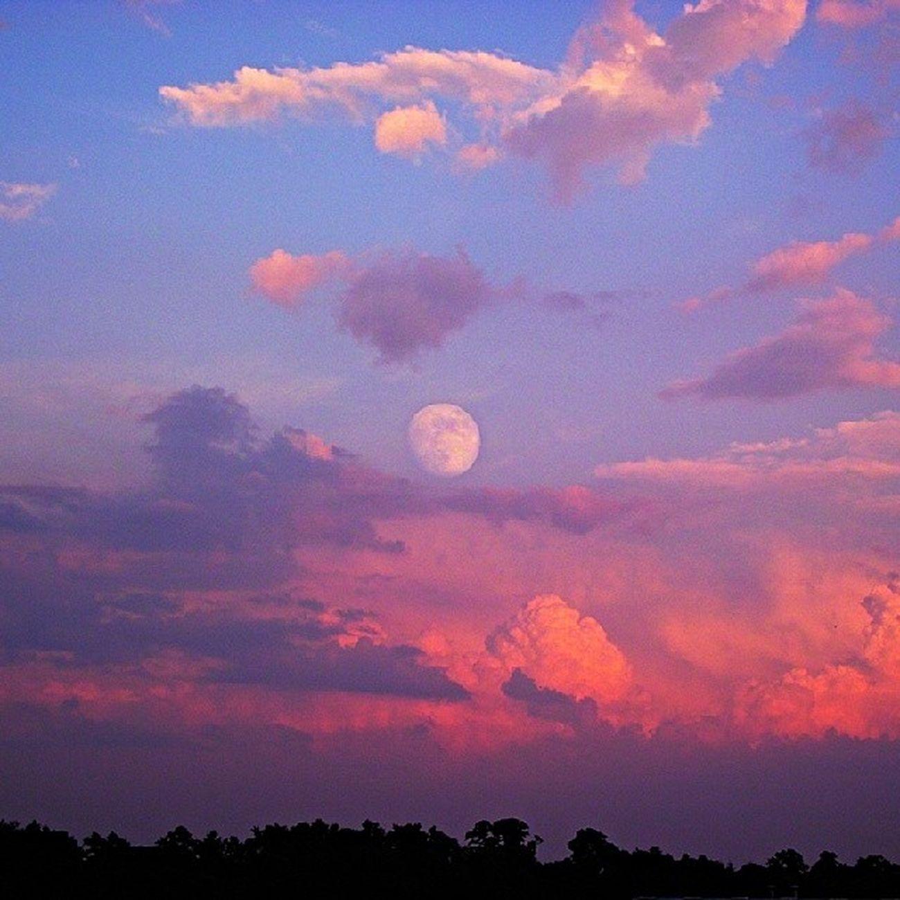 """Mattituck Moonrise"""