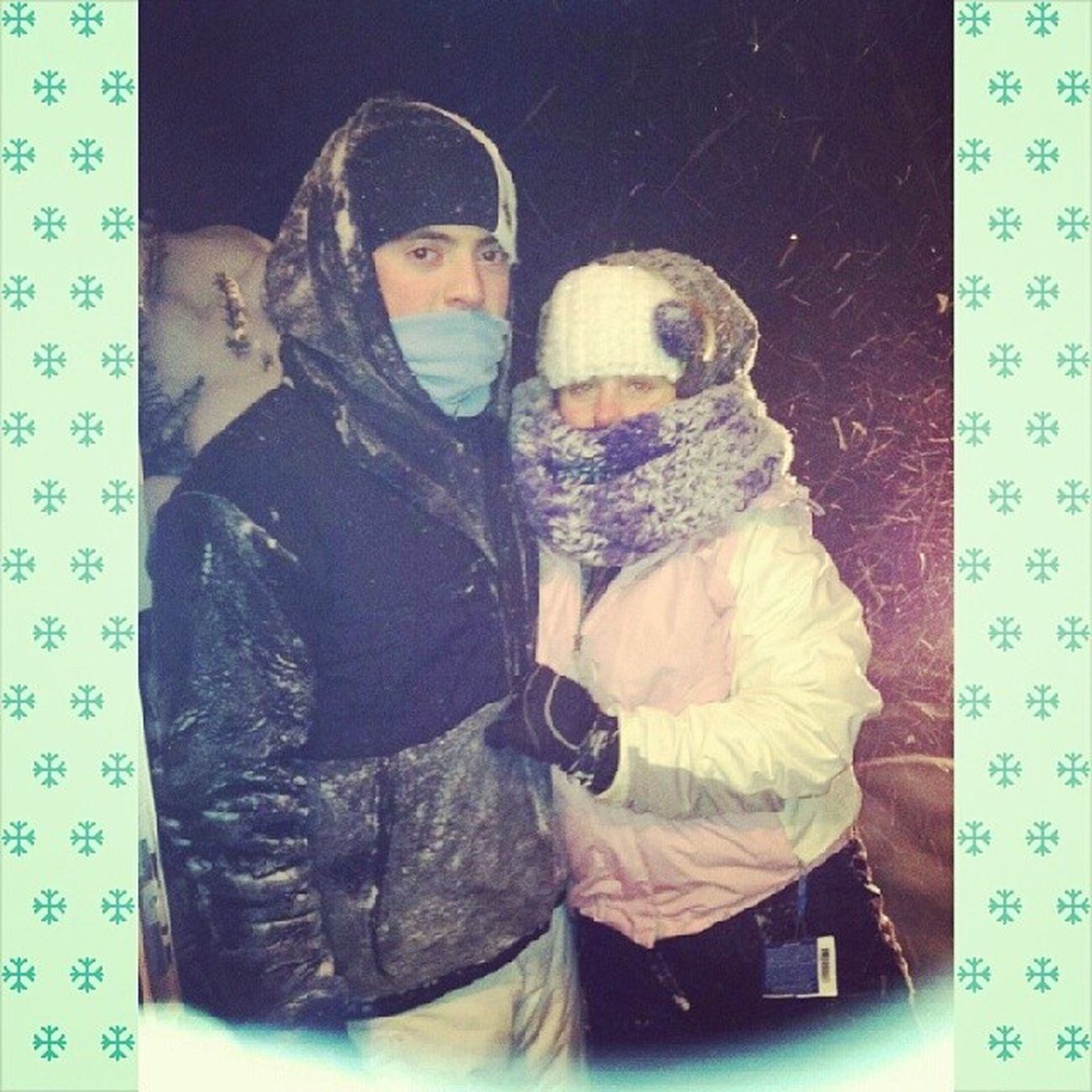 Playinginthesnow with the Boyfriend Snowday
