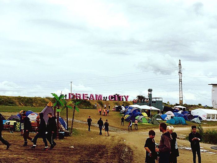 Festival Roskilde Festival Camping Dream City