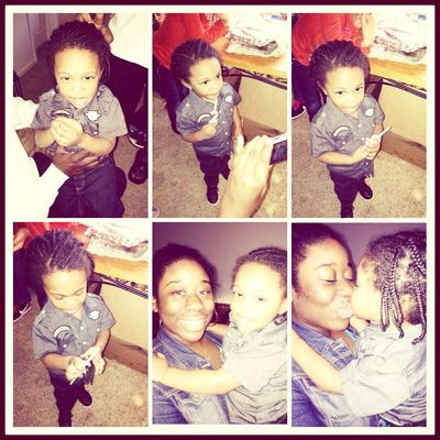 HAPPY BIRTHDAY TO MY LOVE BUG I LOVE MY COUSIN :*