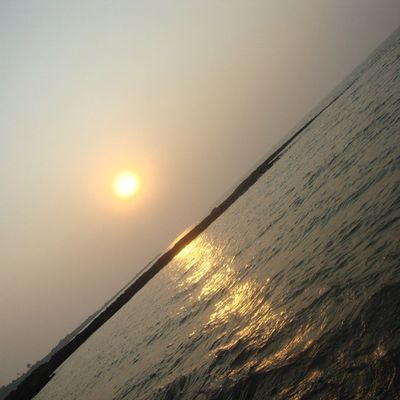 Mumbai 's Sunset Photography