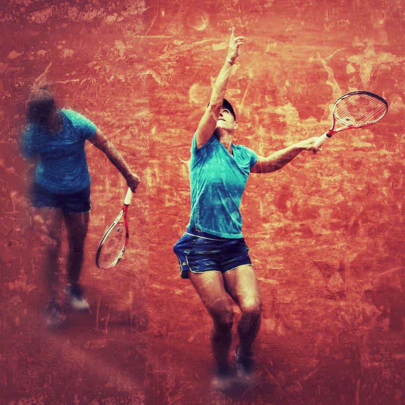 Angelique Kerber Tennis 🎾 Tennis Court ROLAND GARROS Tennis Player Angelique
